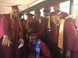 2016 Construction Graduates