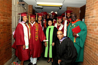 Congrats 2017 Graduates of the Tuskegee University Robert R. Taylor School of Architecture and Const