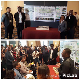 Tuskegee NOMAS Chapter Places 3rd in 2015 Barbara G. Laurie NOMA Design Competition