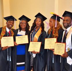 2015 Architeture Graduates