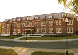 Tuskegee James Hall Dormitory