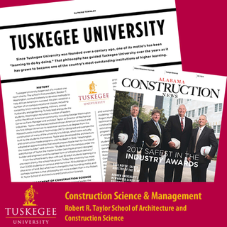 TSACS Construction Science program is in the Spotlight!