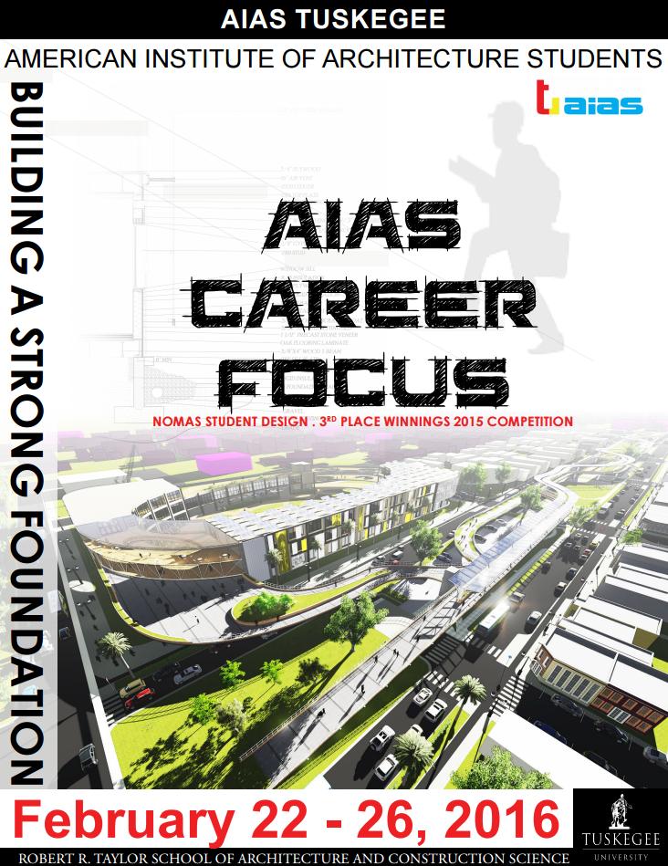 2016 AIAS Career Focus