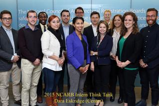 TU Architecture Alumnae Participates in NCARB Intern Think Tank