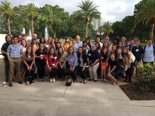 TSACS Student experience with AIAS Imagine hosted in partnership with Walt Disney Imagineering