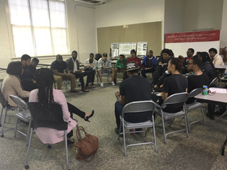 Recap: TACAA Visits the Robert R. Taylor School of Architecture and Construction Science
