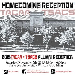 2015 TACAA-TSACS Homecoming Reception
