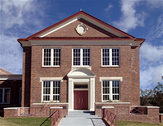 Tuskegee Archives Building