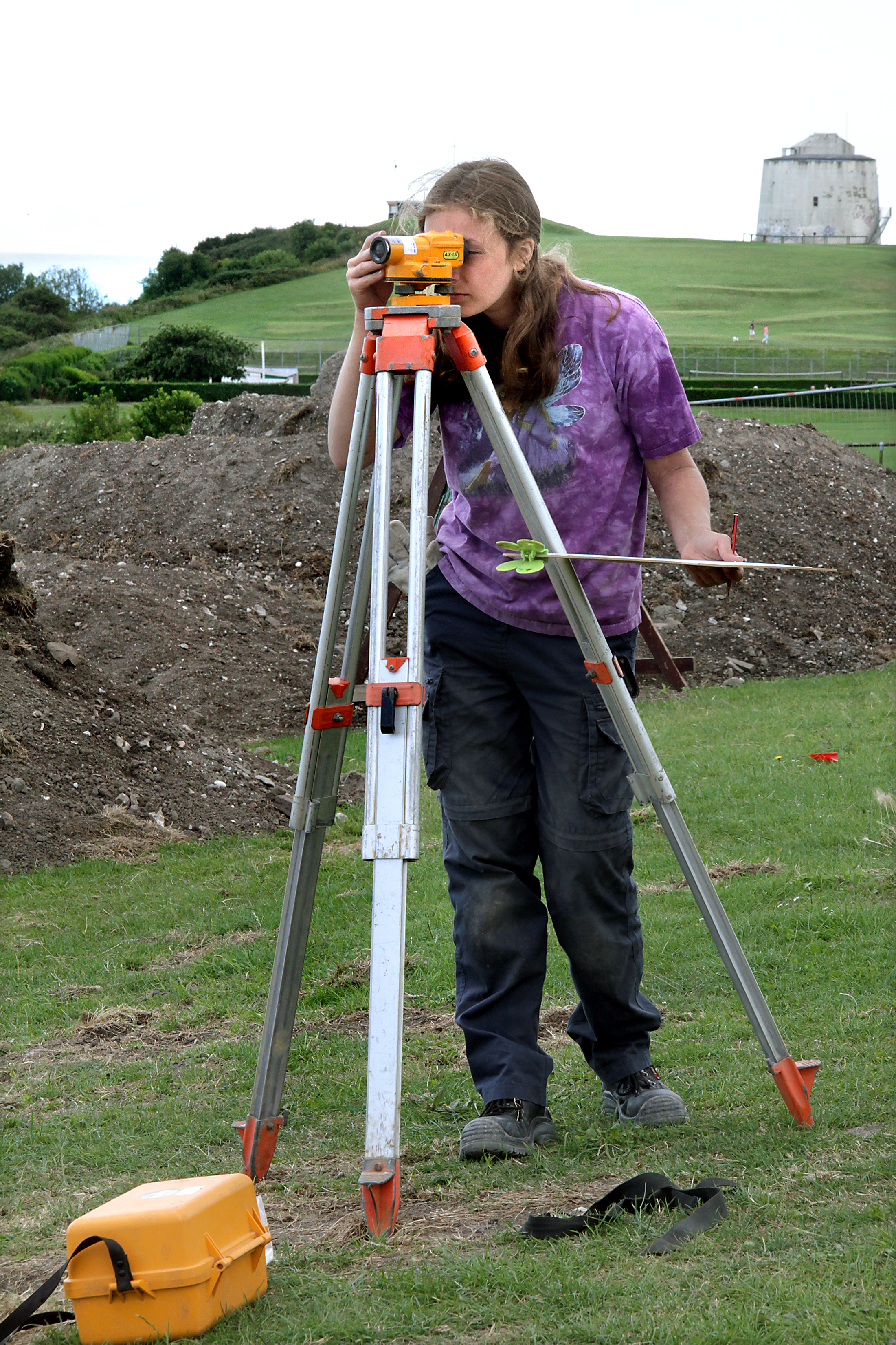 Surveying Training