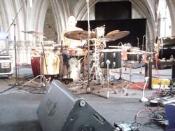 Robot Drum ao vivo + Alex Bento Trio