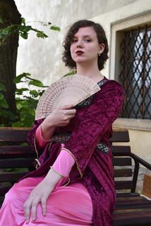 Aneta Cimirotová (dvorní dáma)