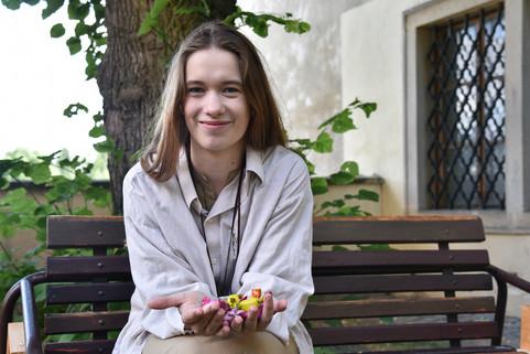 Anita Bonková (Kateřina)