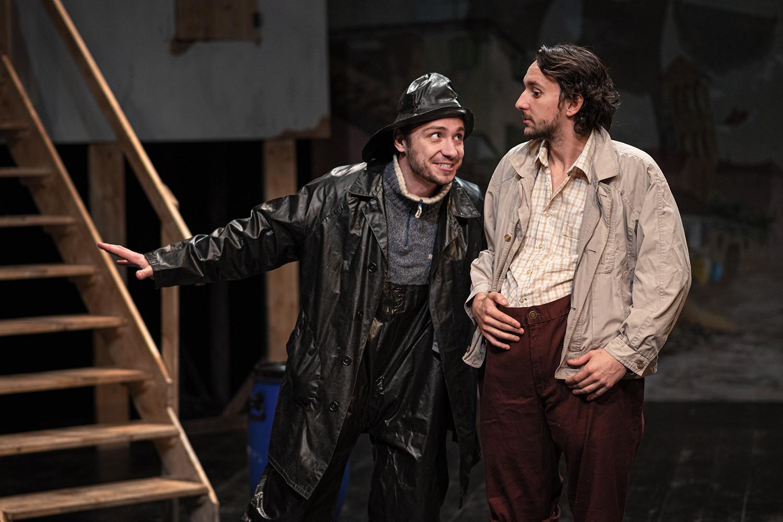 Kryštof Dvořáček (Toni), Petr Kult (Vincenzo)