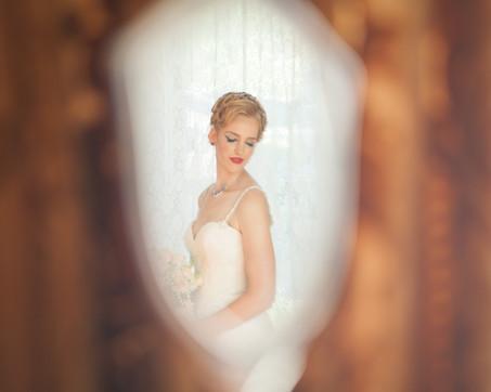 Vintage Bridal Beauty