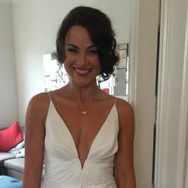 Modern Bridal Makeup & Hair