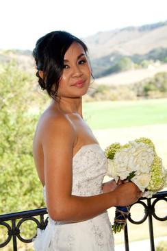 Moneterey Bay Bride
