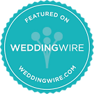 Feature on Wedding Wire