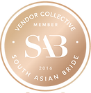 Vendor Collective Member on SAB - South Asian Bride Magazine