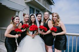 Modern Monterey Bride