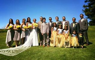 Classic Bridal Wedding