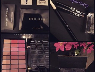 Bobbi Brown in the mail!