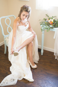 Boho Bridal Makeup and Hair