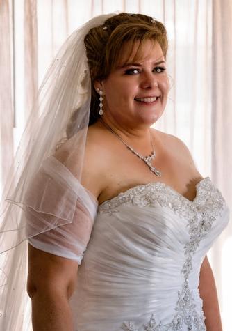 Classy Bridal Hair and Makeup