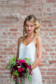Hair and Makeup for the Modern Bride