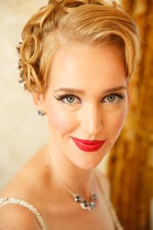 Airbruhed Bridal Makeup