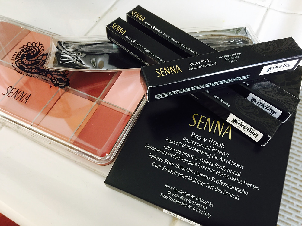 Pro Brand:  Senna Cosmetics