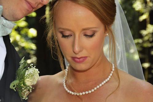 Classy Veteran Bride