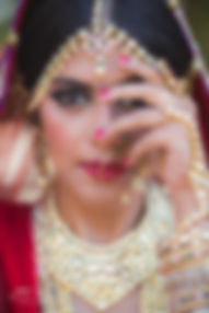 South Asian Bridal Makeup and Hair