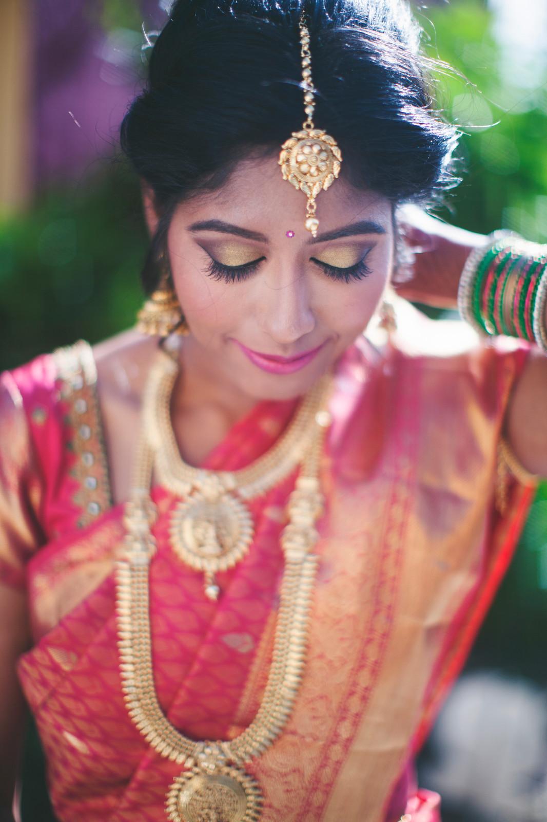 Indian Bridal Makeup and Hair Artist