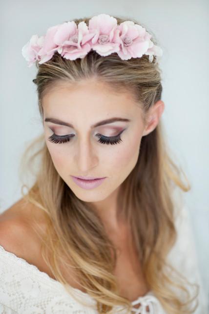 Airbrushed Boho Bride