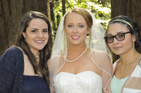 Natural Classy Makeup & Hair for the Bride