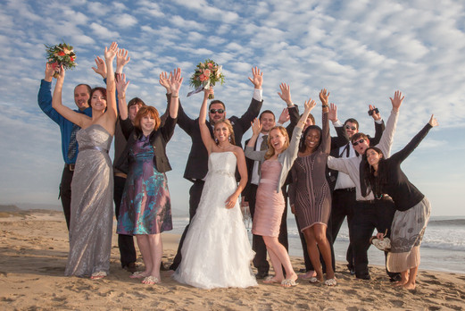 Half Moon Destination Wedding