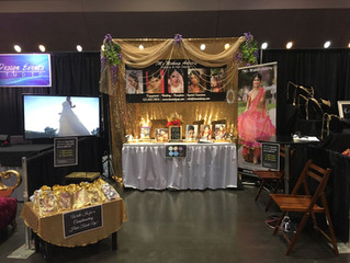 TM's Makeup Artistry at Vivah Bridal Expo!