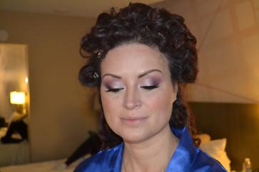 Bridesmaid's Makeup