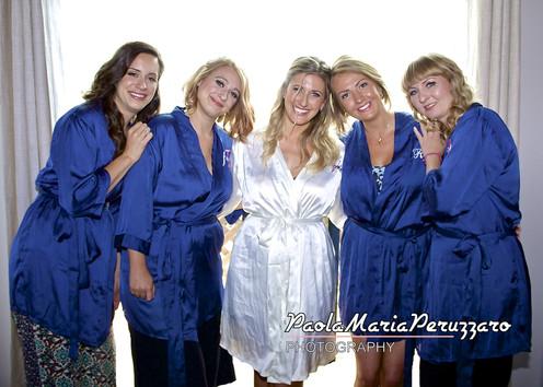 Stinson Beach Bridal Party