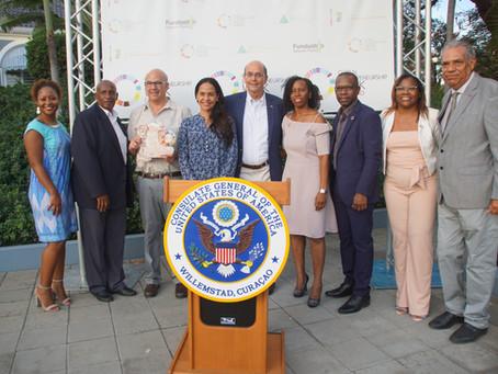 U.S. Consul General Greenberg hosted Global Entrepreneurship Week Pre-Event