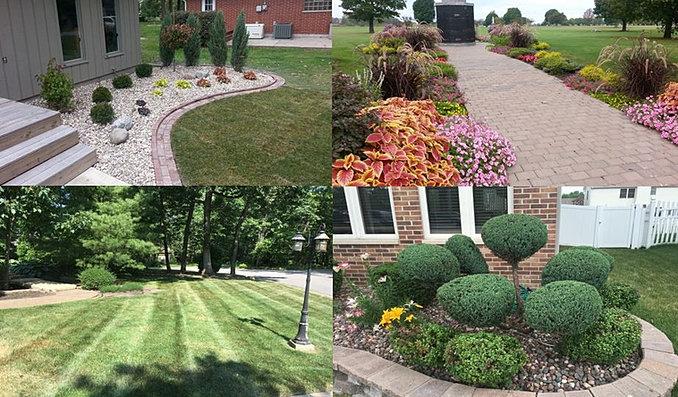 Large Yard Landscaping IdeasTEK Landscape and Design Inc