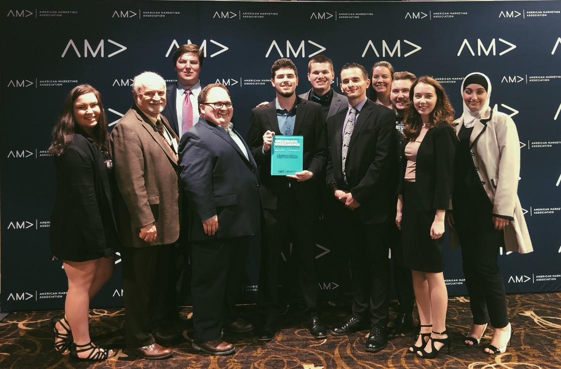 AMA Collegiate Conference 2017-2018