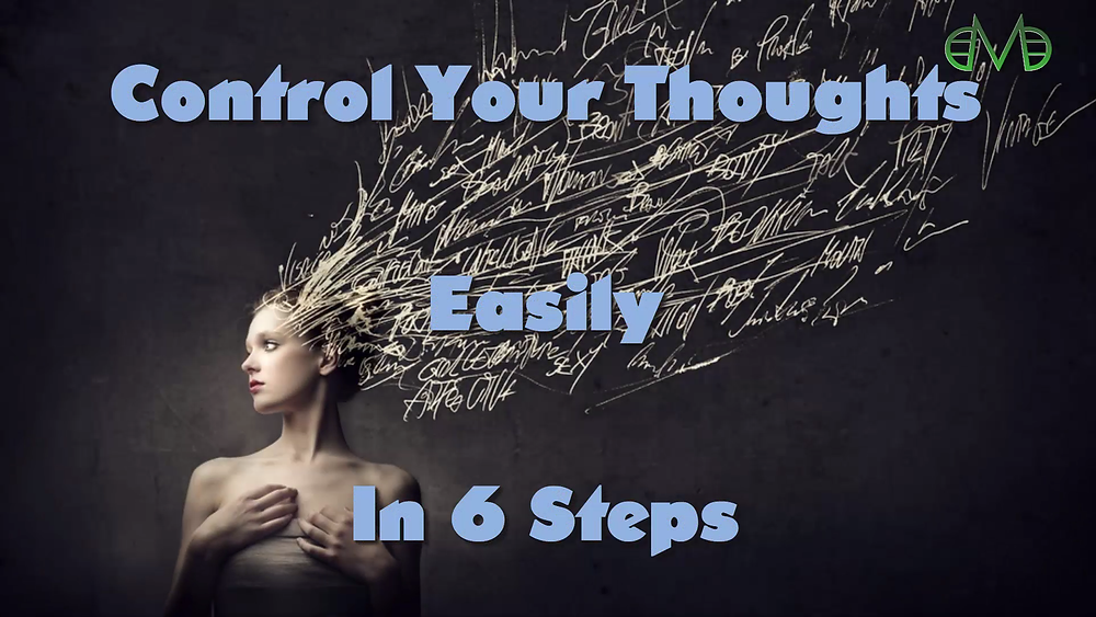 Control Your Thoughts | Mario Cottman
