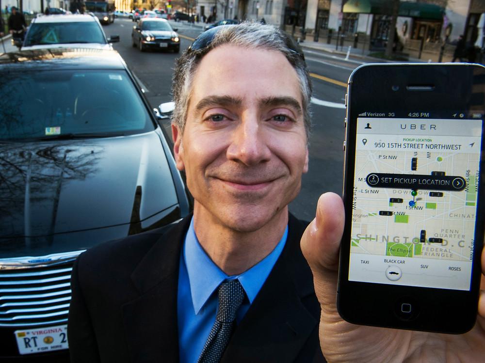 Mario Cottman Uber