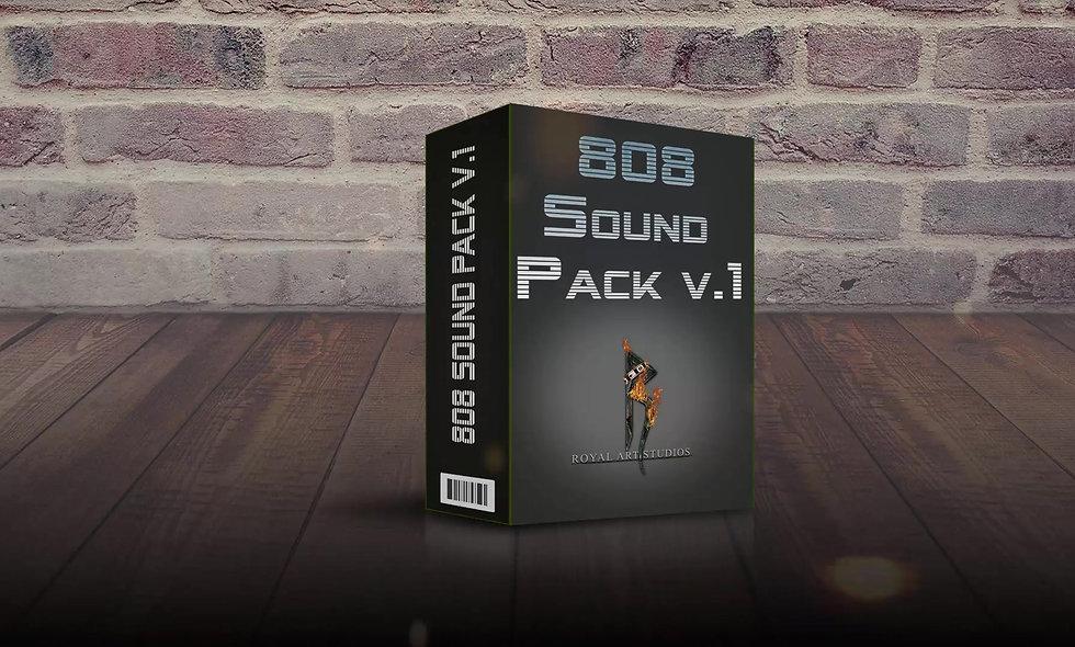 808 Sound Pack v1