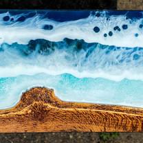 Waves on Oak
