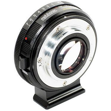 Metabones Adaptador Nikon G para micro 4/3