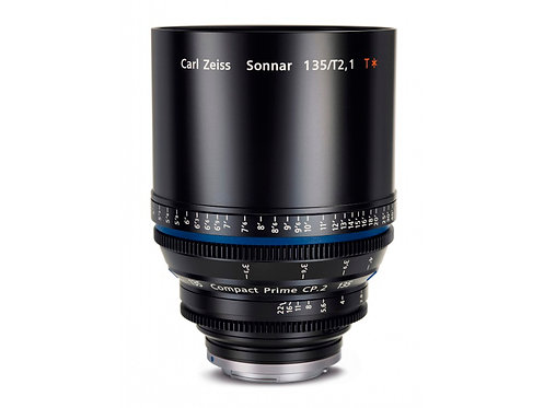Zeiss Compact Prime CP.2 135mm T/2.1