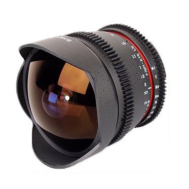 Samyang 8mm T3.8 Fish-Eye VDSLR para Nikon