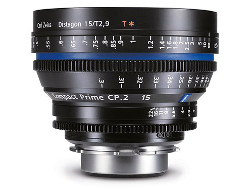 Zeiss Compact Prime CP.2 15mm T/2.9